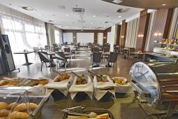 Hotel City Inn**** Budapest, Hungary - Breakfast room
