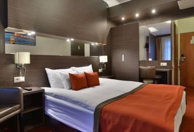 Standard rooms - City Inn