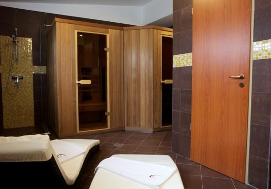 Sauna - City Inn