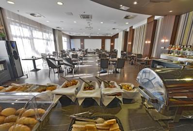 Breakfast room - City Inn