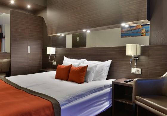 Rooms - City Inn