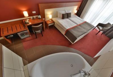 Superior romantic rooms - City Inn